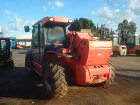 Manitou Telehandler Telescopic Handler  - picture4' - Click to enlarge