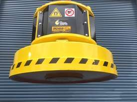 Hydraulic Powered Magnet (Suitable for 14T+ Carriers) - picture9' - Click to enlarge