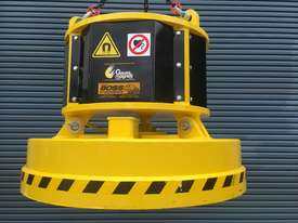 Hydraulic Powered Magnet (Suitable for 14T+ Carriers) - picture10' - Click to enlarge