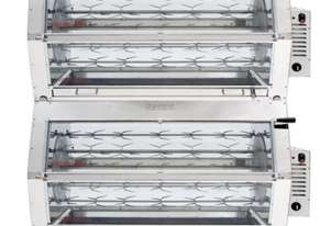 Semak M72 Manual Electric Rotisserie