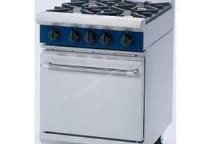 Blue Seal Evolution Series G504C - 600mm Gas Range Static Oven