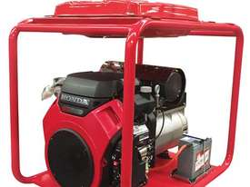 Industrial Petrol 9kW/11kVA Generator - picture0' - Click to enlarge