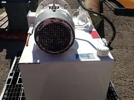 Hydraulic Power pack - picture1' - Click to enlarge