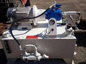 Hydraulic Power pack - picture2' - Click to enlarge