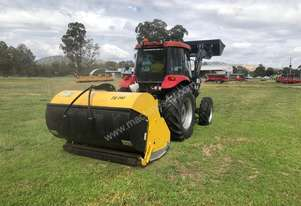 2018 OMARV TE 190 FIRENZE GRASS FLAIL MOWER WITH CATCHER & HYDRAULIC DISCHARGE