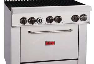Thor GH101-N - 6 Burner Gas Range Natural Gas