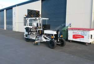 Hoffmann LONGLINE ROAD MARKING MACHINE