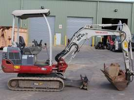 Takeuchi TB219 Tracked-Excav Excavator - picture0' - Click to enlarge