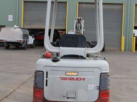 Takeuchi TB219 Tracked-Excav Excavator - picture1' - Click to enlarge