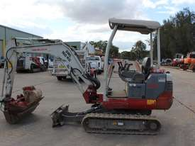 Takeuchi TB219 Tracked-Excav Excavator - picture5' - Click to enlarge