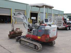 Takeuchi TB219 Tracked-Excav Excavator - picture6' - Click to enlarge