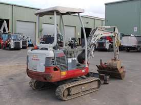 Takeuchi TB219 Tracked-Excav Excavator - picture7' - Click to enlarge