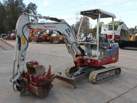 Takeuchi TB219 Tracked-Excav Excavator - picture8' - Click to enlarge