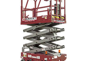 40FT NARROW ELECTRIC SCISSOR LIFT