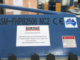 2506NC2 - 2 AXIS NC Programmable Panbrakle Folder - picture18' - Click to enlarge
