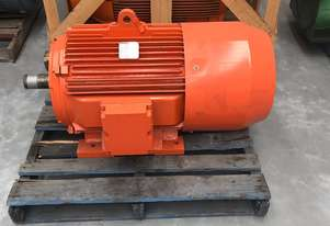 55 kw 75 hp 6 pole 415 volt Brake Electric Motor