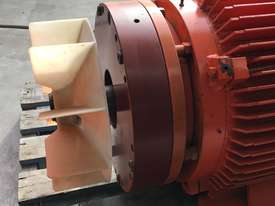 55 kw 75 hp 6 pole 415 volt Brake Electric Motor - picture3' - Click to enlarge