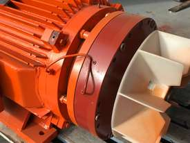 55 kw 75 hp 6 pole 415 volt Brake Electric Motor - picture4' - Click to enlarge