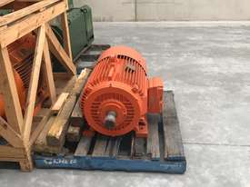 55 kw 75 hp 6 pole 415 volt Brake Electric Motor - picture6' - Click to enlarge
