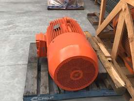 55 kw 75 hp 6 pole 415 volt Brake Electric Motor - picture5' - Click to enlarge