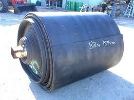 Roll of used conveyor belt - picture0' - Click to enlarge