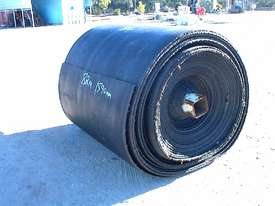 Roll of used conveyor belt - picture1' - Click to enlarge