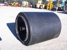 Roll of used conveyor belt - picture2' - Click to enlarge