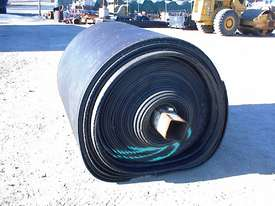 Roll of used conveyor belt - picture3' - Click to enlarge