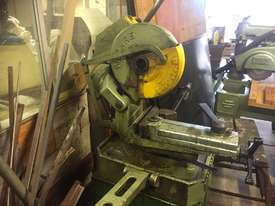 Thomas Super Metal Cut Off Saw 3 phase - picture1' - Click to enlarge
