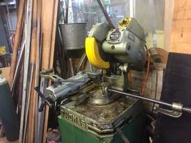 Thomas Super Metal Cut Off Saw 3 phase - picture2' - Click to enlarge
