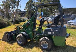 Ex Demo Forway WL25EU Mini Loader  30hours