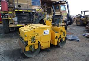 1999 Bitelli DVT325 Dual Smooth Drum Roller *CONDITIONS APPLY*