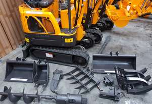 Mini excavator New model rhino xno8    brand new