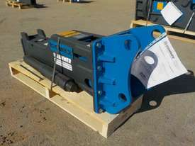Unused 2018 Hammer HM500 Hydraulic Breaker - picture1' - Click to enlarge