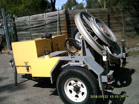 RG fibre winch , remote controls , diesel ,  - picture1' - Click to enlarge