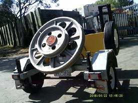 RG fibre winch , remote controls , diesel ,  - picture3' - Click to enlarge