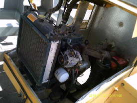 RG fibre winch , remote controls , diesel ,  - picture4' - Click to enlarge