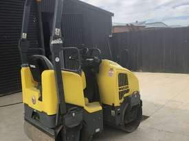 Wacker Neuson Twin Drum Roller - picture0' - Click to enlarge