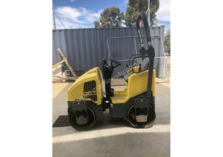 Wacker Neuson Twin Drum Roller