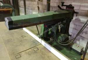 Omga Radial 400 radial arm saw