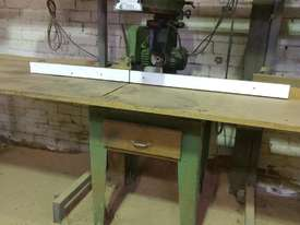 Omga Radial 400 radial arm saw - picture2' - Click to enlarge