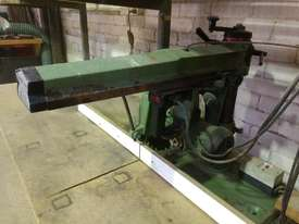 Omga Radial 400 radial arm saw - picture0' - Click to enlarge