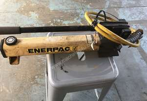 Enerpac Hydraulic Hand Pump Porta Power P392 2 Speed 10000 PSI