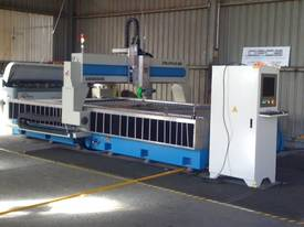 DARDI WATERJET With 4000mm x 2000mm Bed - picture0' - Click to enlarge