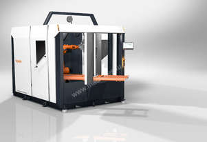 KUKA FlexibleCube - Compact robotic welding cell