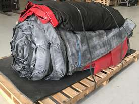 Mobile Wash Bay Truck Mat Bunded AKUNA with Heavy Duty Tsurumi Pump - picture2' - Click to enlarge