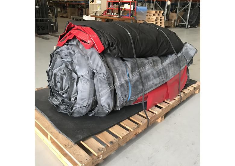 Mobile Wash Bay Truck Mat Bunded AKUNA with Heavy Duty Tsurumi Pump
