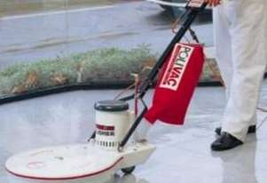Polivac Stingray Suction Floor Burnisher
