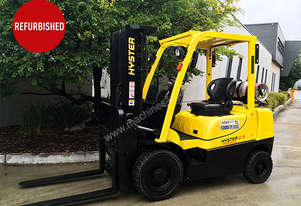 Fully Refurbished 2.5T LPG Counterbalance Forklift