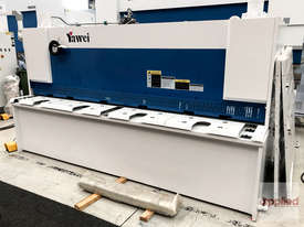 Yawei HGS 6-3050 Variable Rake Hydraulic Guillotine with Estun E21S. |-- IN STOCK --| - picture5' - Click to enlarge